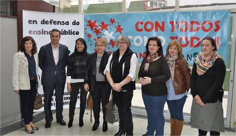 Down Vigo, Serunión e Foanpas asinan un acordo para fomentar a ...